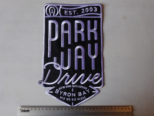 Parkway Drive Patch Logo
