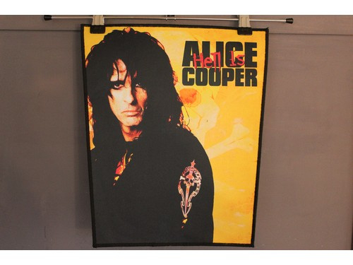 ALICE COOPER - HELL IS...