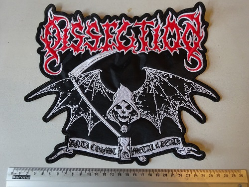 DISSECTION - ANTI COSMIC METAL OF DEATH