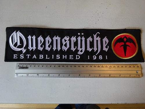 QUEENSRYCHE - EST 1981 ( BIG )