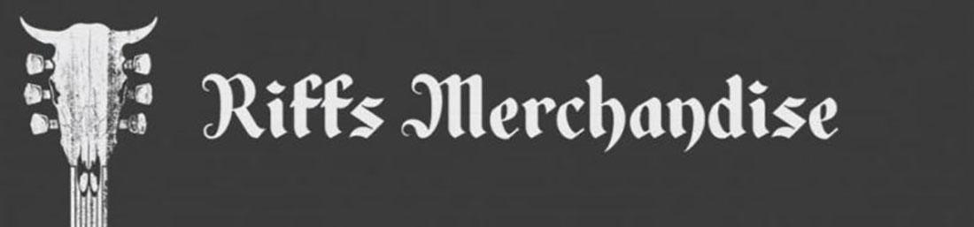 Riffs Merchandise