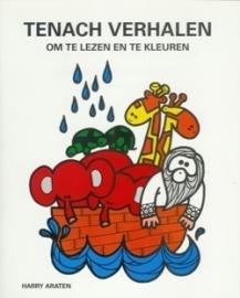 Tenachverhalen om te lezen en te kleuren