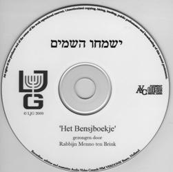 CD Het Bensjboekje