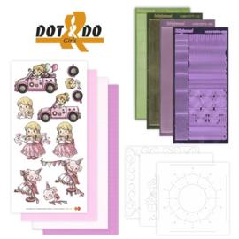Dot and Do 04 - Girls DODO004
