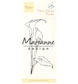 Marianne Design TC0864 - Tiny's border: callas