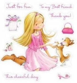 Scrapberry's To My Best friend SCB071218b