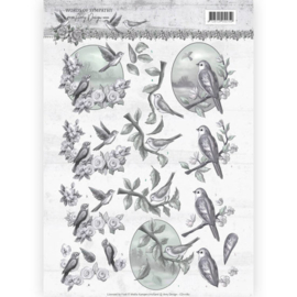 Amy Design CD11180 - Words of Sympathy - Sympathy Swallows