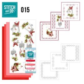 STDO015 Stitch and Do 15 - Kaarsen