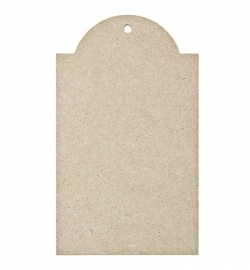 Joy!Crafts 6200/0153 MDF Label
