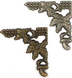 Decoratie hoekjes 11810-2002