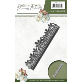 Precious Marieke - Fantastic Flowers - Flowers border PM10093