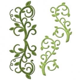 Spellbinders S4-430 Foliage Flourish