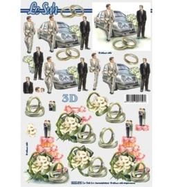 Le Suh 8215474 - A4 -mannen trouwen