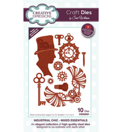 Creative Expressions CED25001 - Mixed Essentials