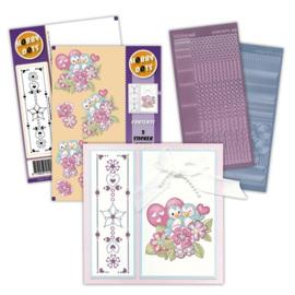 Hobby Dots – combi set 001 Pink – Ice