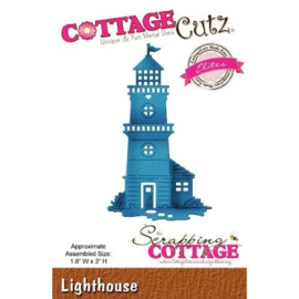 CottageCutz Lighthouse CCE-392