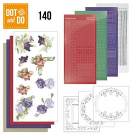 Dot and Do 140 - Winter Flowers DODO140