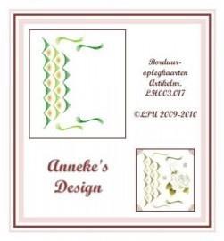 Anneke's Design borduuroplegkaart AD003.017