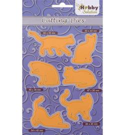 Nellie Snellen - Nellie's Choice HSFD008 - 6 Pussycats