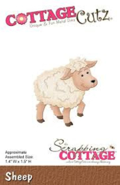 CottageCutz Sheep CC-090