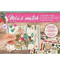 Studio Light - Mix & Match Boek nr.03 MMBOEKSL03