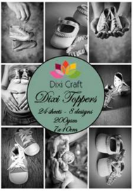 Dixi Craft Toppers ET0117