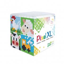 Pixelhobby XL set boerderij