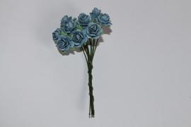 Bloemen blauw 5