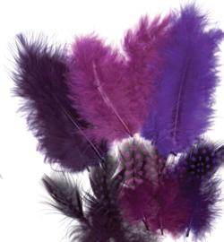 Veren paars 12229-2904 - Ass.Mix,Magic