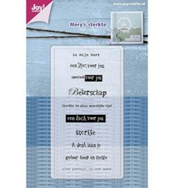 6410/0479 Mery's Sterkte/Beterschap