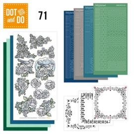 Dot and Do 71 - Flowers DODO071