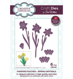 Creative Expressions CED1481 Spring Daffodils