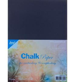 Joy!Crafts 8089/0207 Krijtpapier (Chalkpaper) A4