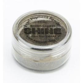 SHINE Pigment Poeder Brown Copper (390142)