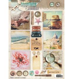 Studio Light - EASYMS620 - Easy 3D Stansvel Memories of Summer, nr 620