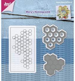 6004/0021 Mery's Honingraat