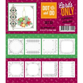 CODO032 Dot & Do - Cards Only - Set 32