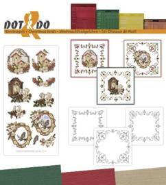 Dot and Do 39 - Kerstvogels DODO039