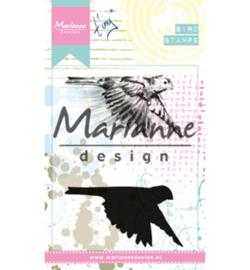 Marianne Design MM1618 - Tiny's birds 1