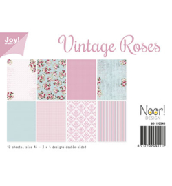 Joy!Crafts 6011/0548 - Design Vintage Roses