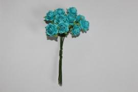 Bloemen blauw 3