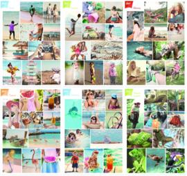 Joy!Crafts 6013/0344 Knipvellen Summer greetings