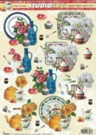 Studio Light - High Tea stapsl1183