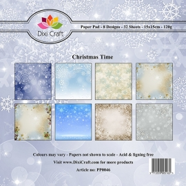 Dixi Craft - Paper Pack Christmas Time PP0046