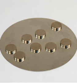 12250-5002 - Magneten, extra strong -  magneet