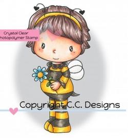 C.C. Designs - Bee Heidi SW1193