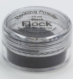 390180 - Black Flock powder