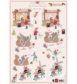 Marianne Design Christmas Wishes 1 EWK1205