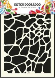 470.715.003 Mask Art Giraffe