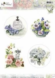 CD10699 3D Knipvel - Helga Martare - Pictures - bloemen